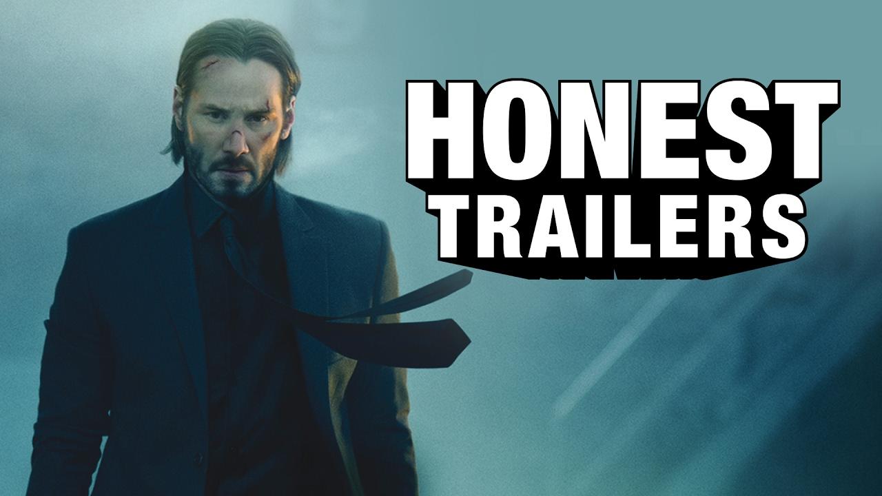 Australia Still Doesn't Have John Wick 2, But We Do Have An Honest Trailer For John Wick
