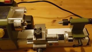 Fazit über die Proxxon FD 150/E Feindrehmaschine 2 Teil von 2