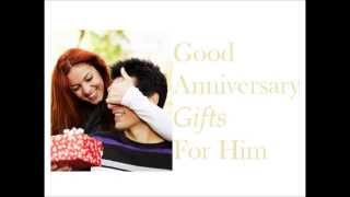 5 Best Anniversary Gift Ideas for Him