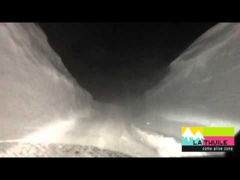 Neve di Maggio a La Thuile - Piccolo San Bernardo  - © Corrado Cassera