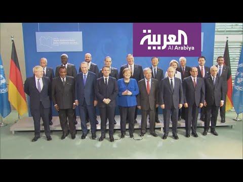 العرب اليوم - شاهد: مؤتمر عن ليبيا دون حضور الليبيين