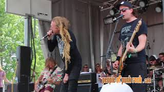 FRENZAL RHOMB - Mummy Doesn't Know You're A Nazi @ Rockfest, Montebello QC - 2017-06-24