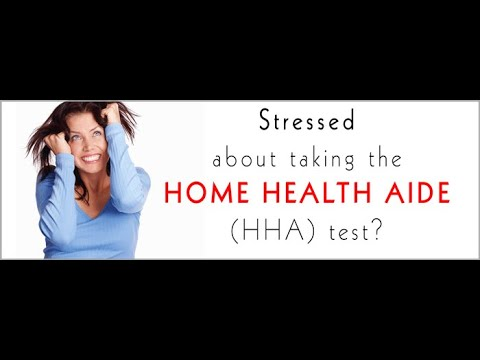 Secrets to Pass Home Health Aide and CNA Test Review and ...