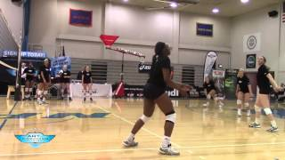 AVCA Video Tip Of The Week: Out Of System Setting Drill