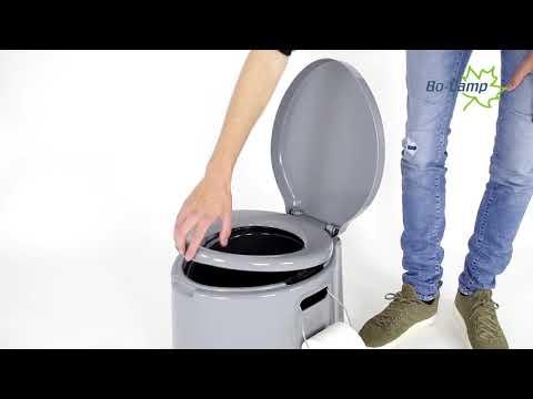 Přenosná toaleta