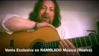 La música de Jose Luis de la Paz en la tienda Ramblado Music Store