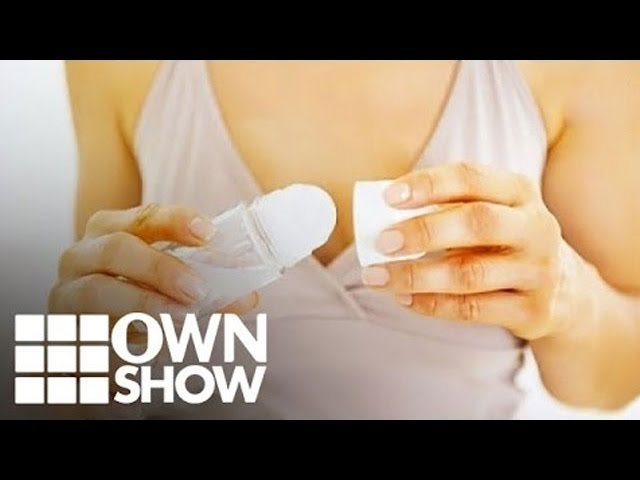 We're All Putting On Antiperspirant Wrong | #OWNSHOW | Oprah Online
