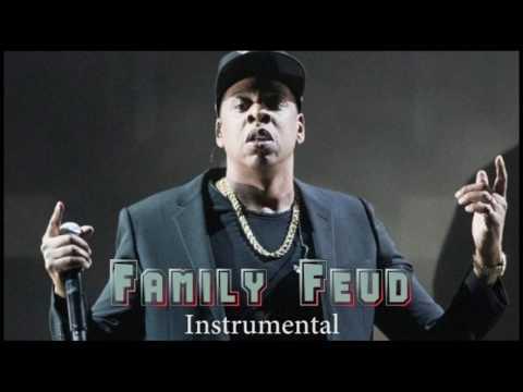 Jay-Z ~ Family Feud (Instrumental) REMAKE