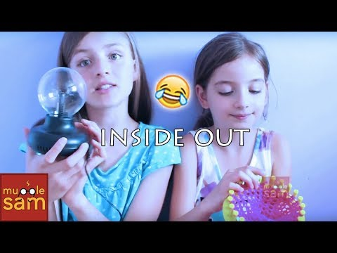 INSIDE OUT KIDS MOVIE REVIEW | Mugglesam