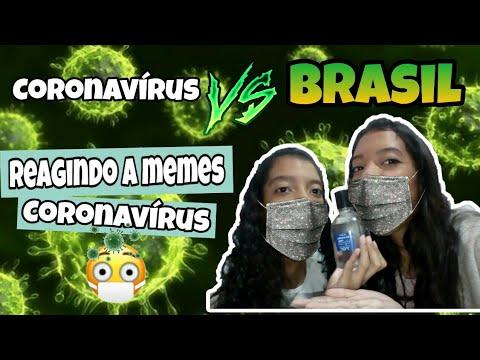 Os 10 melhores / piores memes do Coronavírus 🇧🇷🤢🤧😷🤒😂😂😂😂