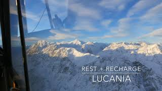 Lucania: Rest + Recharge