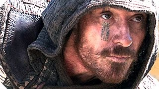 ASSASSINS CREED Trailer  3 2016  Michael Fassbender Movie HD