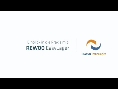 Einblick in die Praxis mit REWOO EasyLager