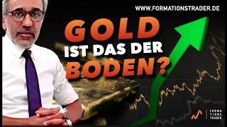 Gold-Preis: Ist das der Boden?