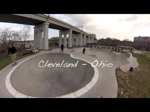 Cleveland Ohio Skatepark