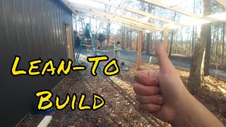 Lean To Project: Start To Finish
