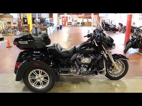2019 Harley-Davidson Tri Glide® Ultra in New London, Connecticut - Video 1