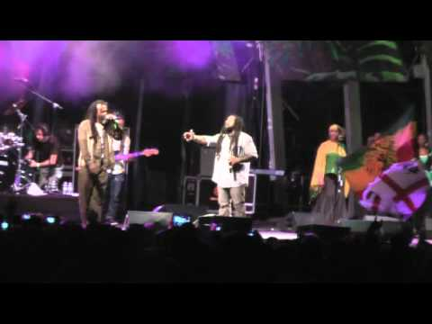 Marley and Tosh Small Axe @ Rototom 2012