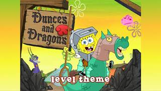 Dunces And Dragons: Level Theme