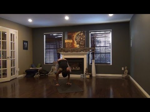 25min. Gypsy Spirit Yoga Flow: Creative Vinyasa with Becca Pati