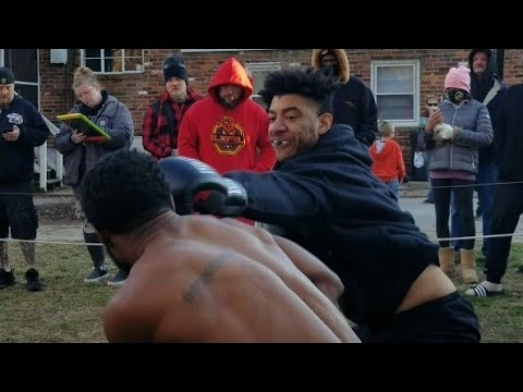 Great Fight: (CLOUS) VS. (R KEY)