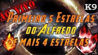 Primeiro 5* do Alfredo + 4x Cristais 4* - Marvel Torneio de Campeões   Contest of Champions