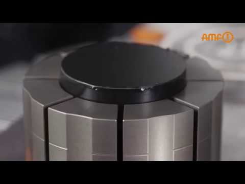 Zero-point clamping technology, vacuum clamping plate and clamping collet in combination