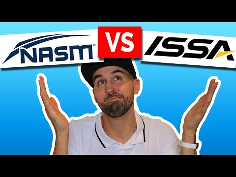 NASM or ISSA? - Which Personal Training Certification is Better ...