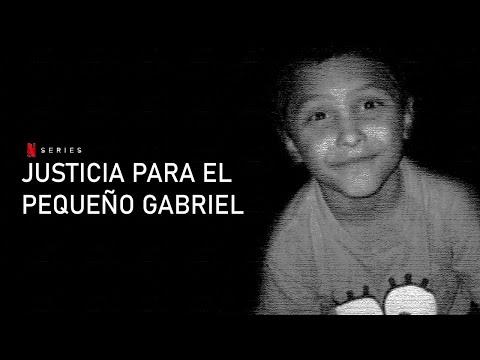 Trailer Justicia para el pequeño Gabriel