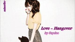 Love - Hangover by Faydee