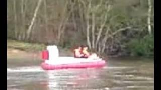 Personal Hovercraft Boat    Hov Pod Hovercraft Boat 480p