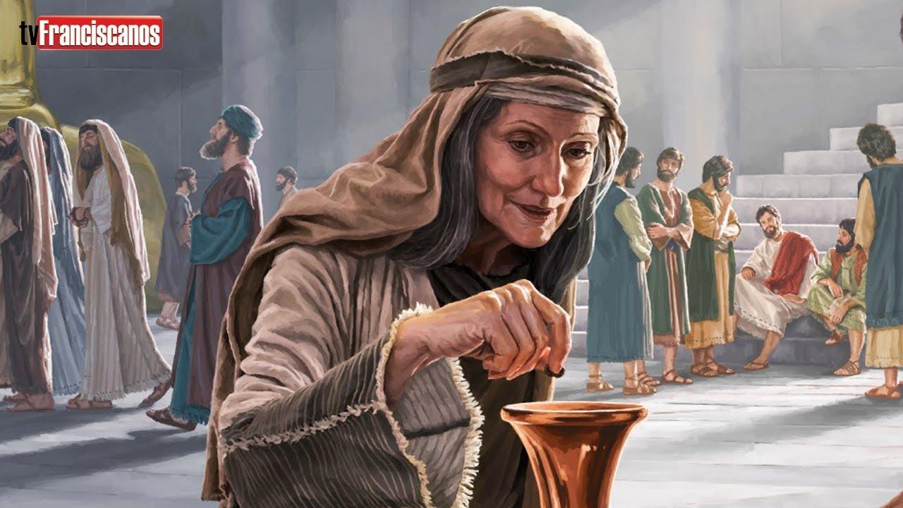 Caminhos do Evangelho   32º Domingo do Tempo Comum