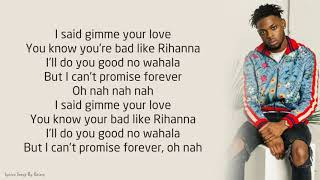Yxng Bane   Rihanna | Lyrics Songs