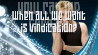 Aaron Carter- Vindication (with lyrics)