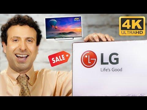 Best 4K TV Black Friday Deals of 2017