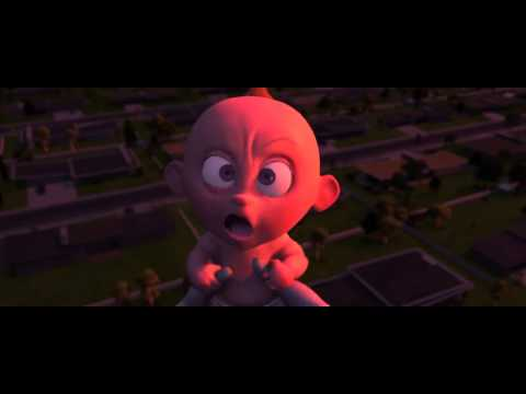 Jack Jack On Fire (The Incredibles)