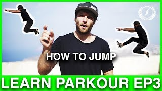 Basic Jumping Tutorial | Learn Parkour