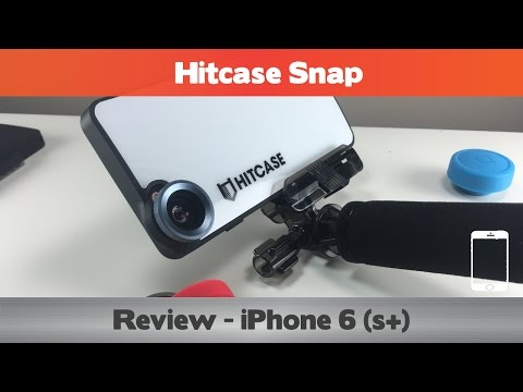 Play helicopter with your iPhone? HitCase Snap Review – iPhone 6 Camera Case Review