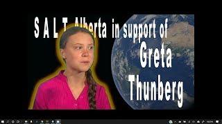 SALT Alberta stands with Greta et al
