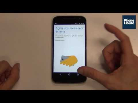 Tip: Cómo activar la función de gestos en el  Moto G4