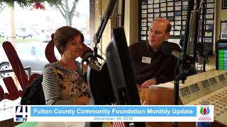 Community Foundation Monthly Update - 12-19-18
