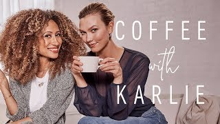 Coffee with Karlie: Elaine Welteroth