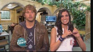 ECO et Daniela Ruah interview pour New Channel 5 le 27-10-2014