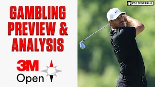 3M Open Preview & Picks; Brooks Koepka and Dustin Johnson highlight the field | CBS Sports HQ