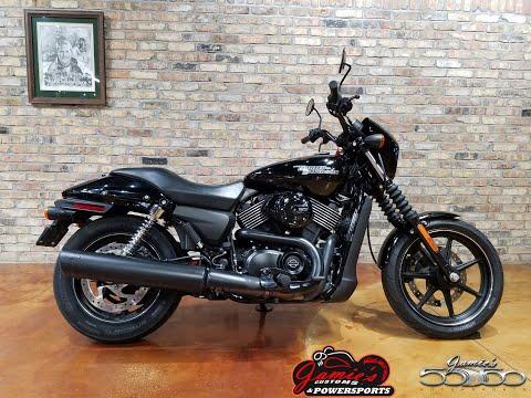 2017 Harley-Davidson Street® 750 in Big Bend, Wisconsin - Video 1