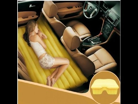 Smart car bed air mattress car review 2017