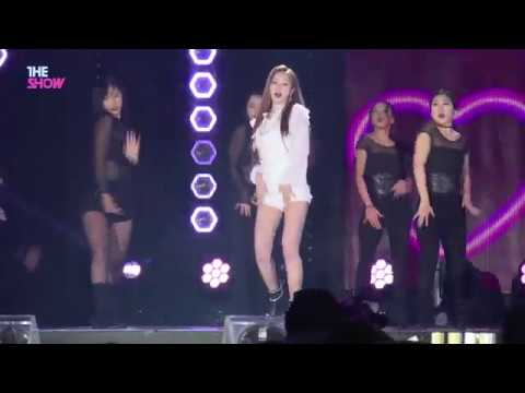 FanCam, SOHEE, Hurry Up(Feat.BOL4) [THE SHOW 181023] 60P