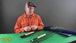 Набор нахлыстовый echo base fly fishing kit