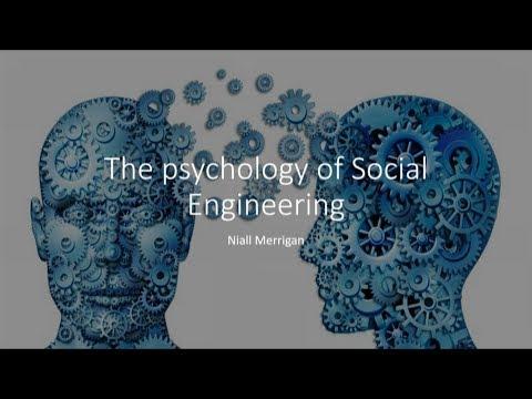 The Pyschology of Social Engineering - Niall Merrigan