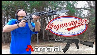 Arsenal SAM7 Bulgarian Milled AK-47s Reviewed: SAM7SF, SAM7R, SAM7UF